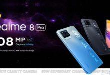 سعر ومواصفات ومميزات وعيوب هاتف Realme 8 Pro
