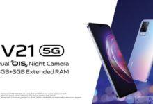 سعر ومواصفات ومميزات وعيوب هاتف Vivo V21