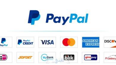 طريقة إنشاء حساب باى بال Paypal بسهولة 2021